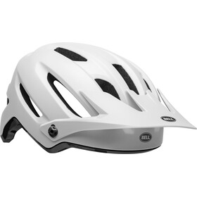 Bell 4Forty Helm matte/gloss white/black